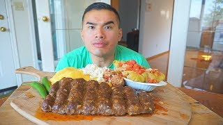 Vietnamese Guy Cook ROMANIAN FOOD | RECIPE | MUKBANG | QT