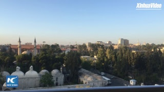 LIVE from Damascus after Trump orders strikes against Syria