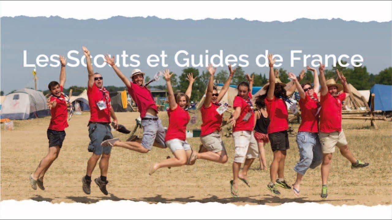 Présentation des Scouts et Guides de France