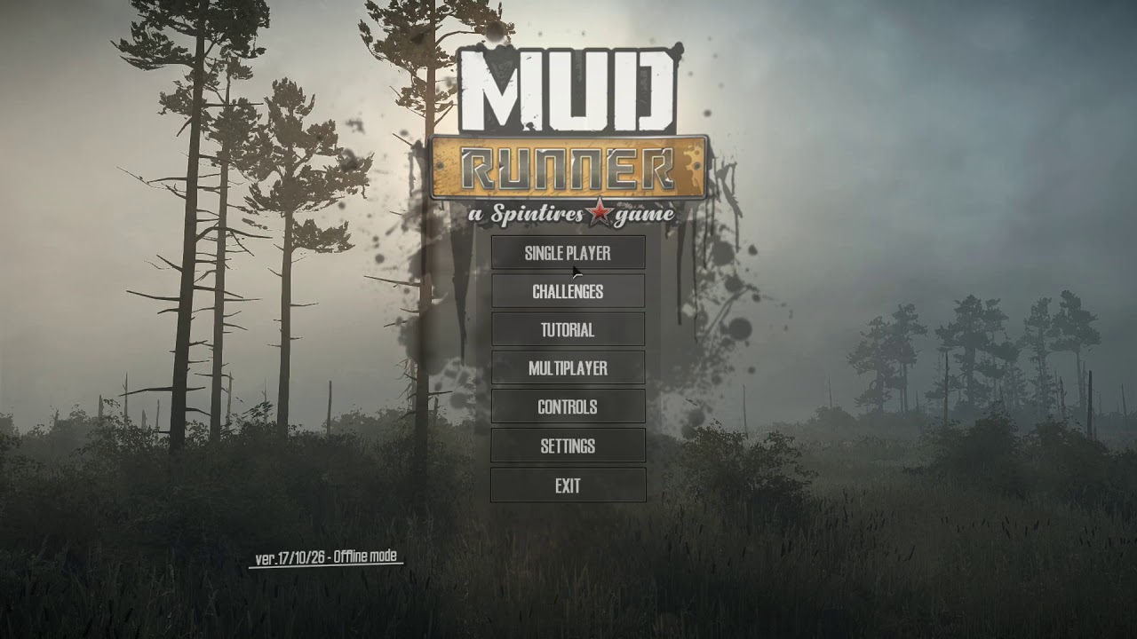 How to download spintires mudrunner for free on pc youtube.