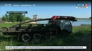Села Началово і Тузуклей Астраханської області забезпечили водопостачанням