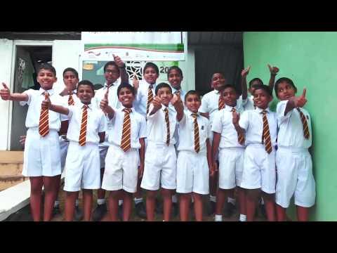 Green Energy Champion Sri Lanka 2016 - Project Video