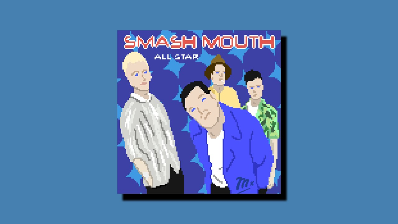 smash-mouth-all-star-chiptune-cover-mortistar