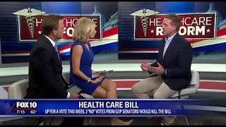 Sen. Flake on Health Care Reform
