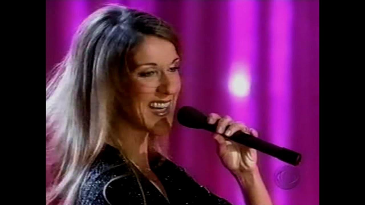 Celine Dion - I Met Angel On Christmas Day (1999) - YouTube