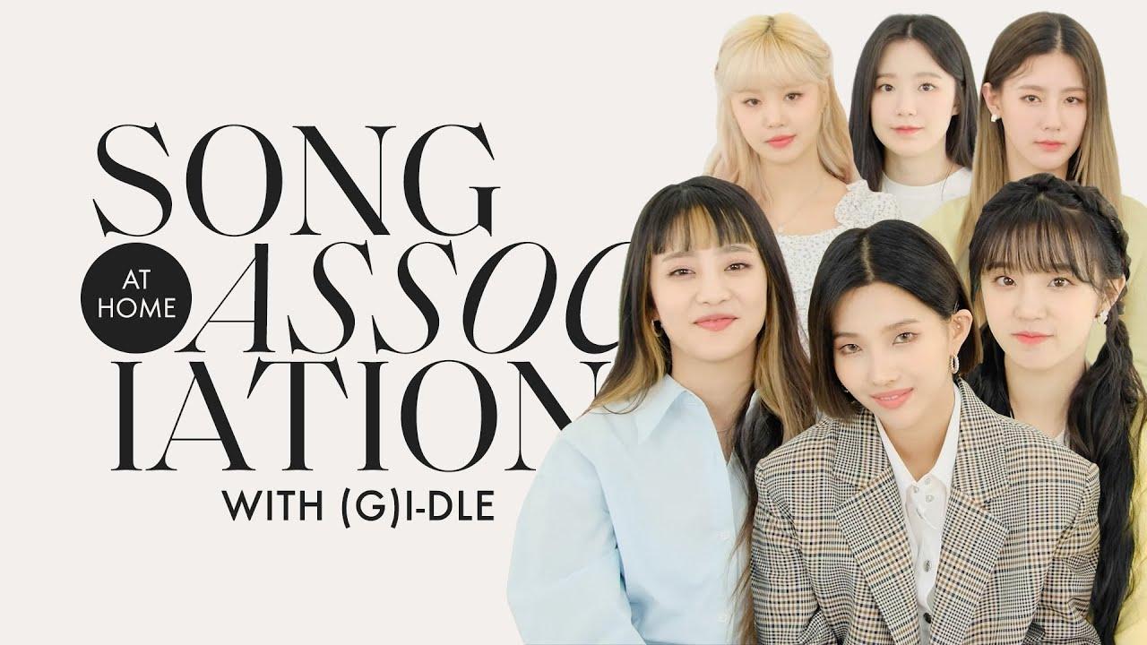 (G)I-DLE Sings