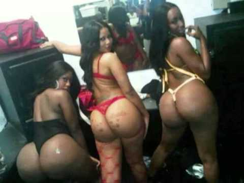 Gangsta- Stripper Hoes