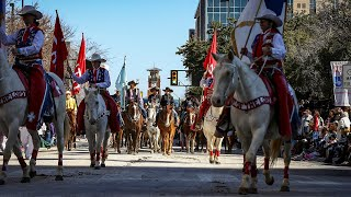 Missed the Fort Worth Stock Show and Rodeo parade? Here it is in 1 minute thumbnail