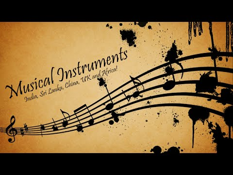 Presentation on Musical Instruments | Presentations4U