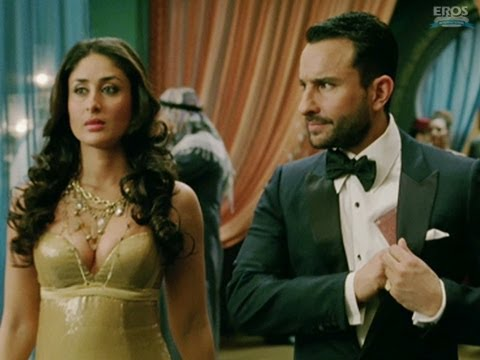Saif Ali Khan openly flirts with his wife  Agent Vinod