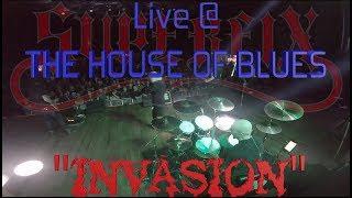 """SUPERFIX LIVE @ HOB """"INVASION"""""""
