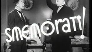 I DIAVOLI VOLANTI (1939) - Stanlio e Ollio - trailer italiano