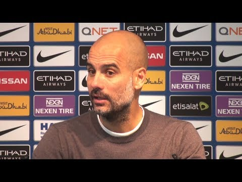 Manchester City 3-0 Burnley - Pep Guardiola Full Post Match Press Conference - Premier League