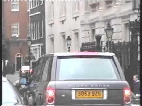 london sights Downing Street