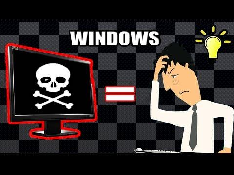 Ошибка и черный экран во время загрузки ОС Windows 7 8 10 ВОСТАНОВЛЕНИЕ ЗАПУСКА