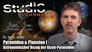 Pyramiden und Planeten - Das Gizeh-Plateau in einem völlig neuen Licht (Hans Jelitto) - volle Länge
