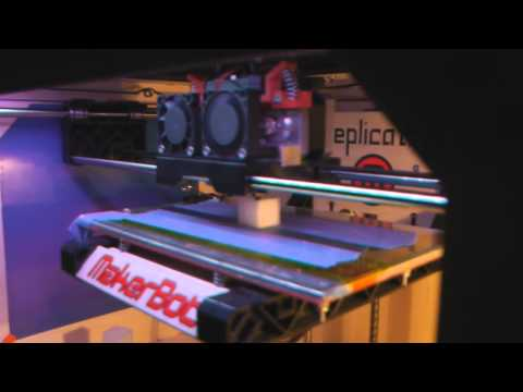 Jetty's Sailfish For Makerbot Demo