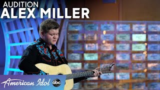 Luke Bryan Wants Alex Miller To Play The Grand Ole Opry - American Idol 2021