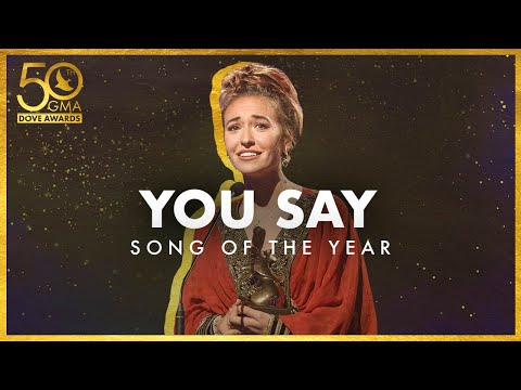 You Say Wins Song Of The Year