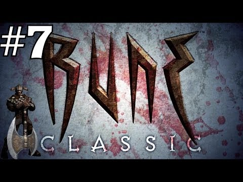 Rune Classic: Campaign - Walkthrough - Part 7 (Hel's Domain) |