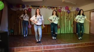 Танец девочек на 8 марта 2017