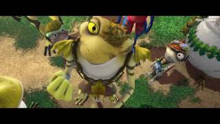 Принцесса-лягушка - Дублированный Трейлер 2016
