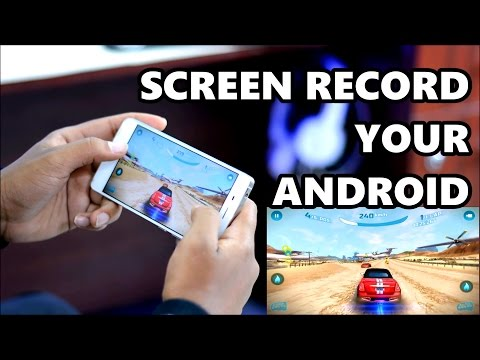 How To Screen Record Your Android For Free (No Rooting)