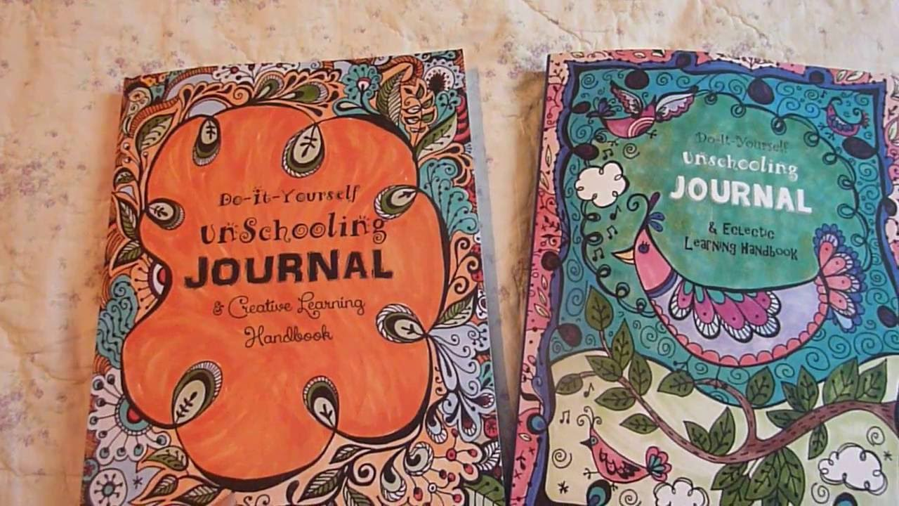 Unschooling journals by the thinking tree youtube unschooling journals by the thinking tree solutioingenieria Gallery