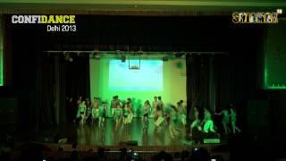 Manja + Shubhaarambh - Shiamak Confidance Show - Delhi 2013