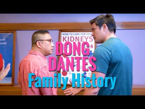 """Dingdong Dantes #FamilyHistory Chat/Teaser"" - 동영상"