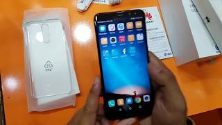Huawei Mate 10 Lite Review, Unboxing and First Impressions