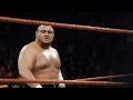 Skull-rattling slow-motion footage of Samoa Joe's debut Raw match: Raw Exclusive, Feb. 6, 2017