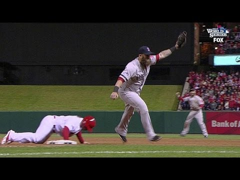 Uehara picks off Wong for final out