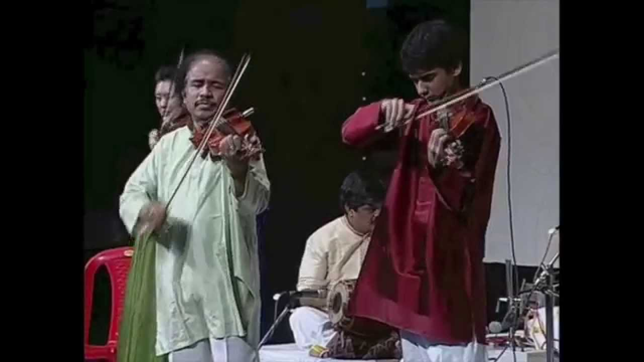 Violins for Peace - L. Subramaniam, Mark O'Connor, Loyko, Ambi Subramaniam and others