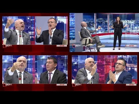 Rama përballë gazetarëve: Shpifje, shpifje, shpifje, shpifje!!!