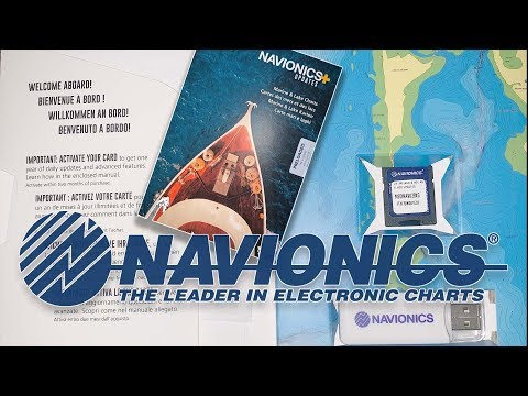 How To Use Navionics+ Updates To Refresh Old Navionics Chart Card