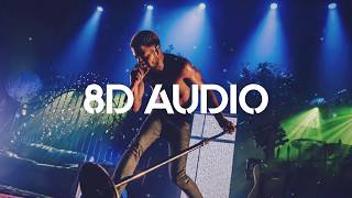 You should wear headphones to hear the 8D❗ Kid Cudi - Pursuit Of Ha...