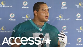 Ex-NFL Player Jonathan Martin Detained By Police Over Sinister Post With Gun | Access