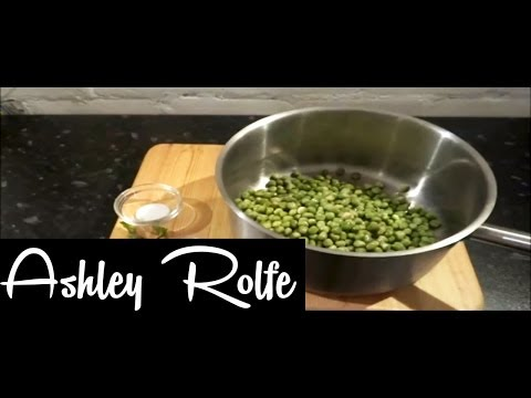 How To Make Traditional Mushy Peas