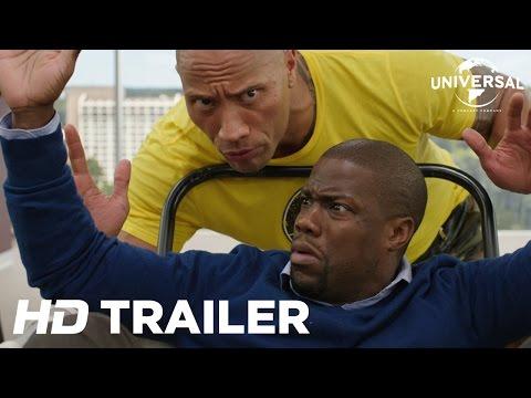 UN ESPÍA Y MEDIO – Tráiler 1 (Universal Pictures)