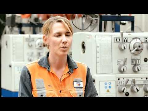 Rebecca Maintenance Reliability Engineer