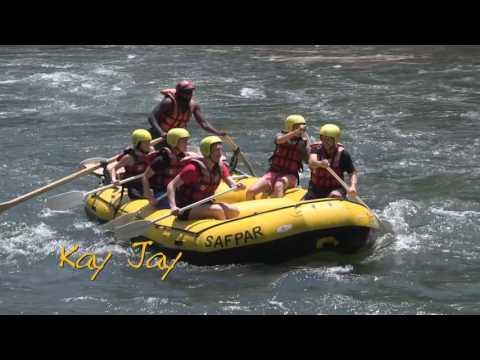 Rafting Guide Trip Zambezi 2016