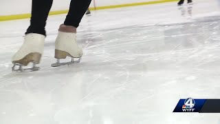 Ice skaters hoping for improvements to The Pavilion