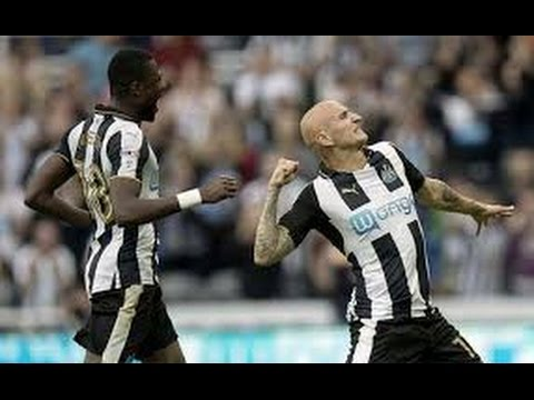 The best of Jonjo Shelvey - Aug & Sep (16/17) Newcastle United