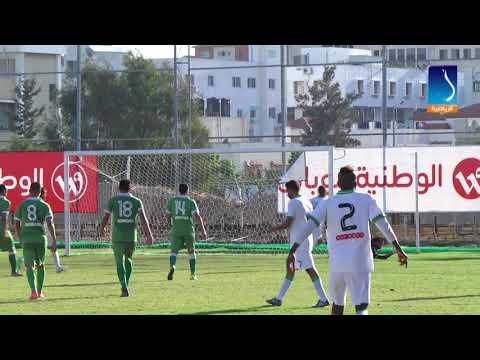 ملخص مباراة إتحاد الشجاعية وخدمات رفح 26.11.2017