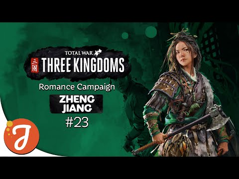 We Fight Our Brother-In-Law*   Zheng Jiang Campaign #23   Total War: THREE KINGDOMS