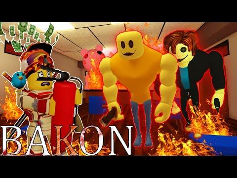🥓🐷ROBLOX BAKON CH4 THE FLASHBACK!! WATCH OUT FOR BUFF JOHN DOE!!