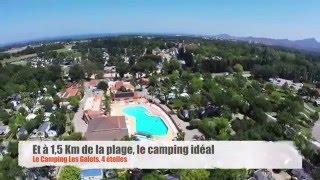 Camping Les Galets Argelès sur mer ****
