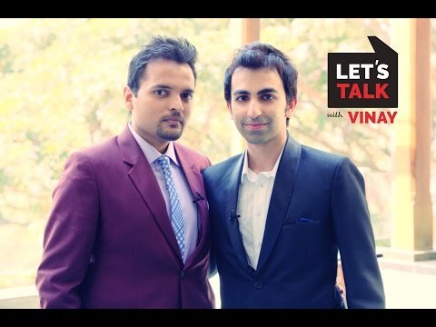 Let's Talk with Vinay I Ep 17 I Biocon I Bangalore Edition I Pankaj Advani I Billiards I Snooker