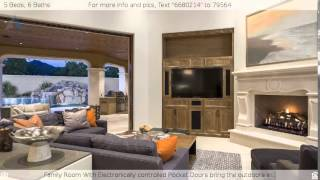 $4,295,000 - 19149 N 99TH Street, Scottsdale, AZ 85255